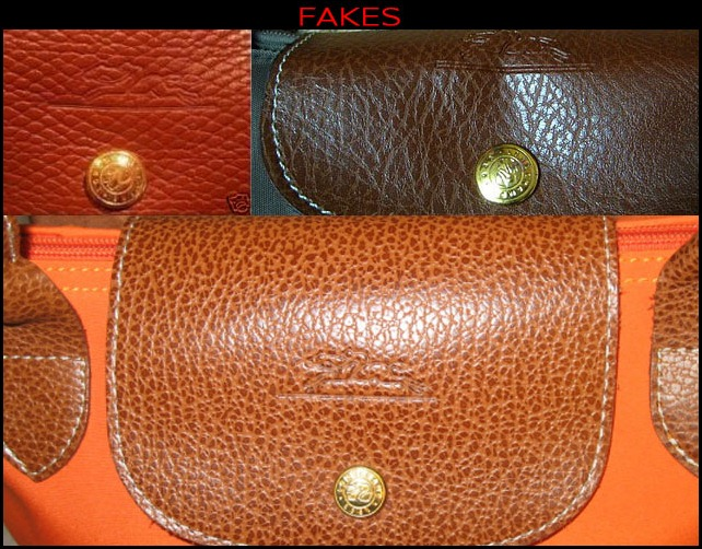 FAKE_Longchamp_front_leather_texture