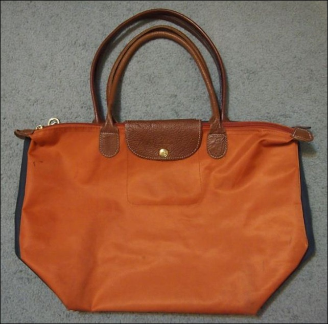 Longchamp Medium Sizes