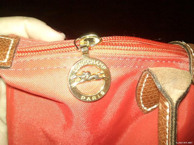 "35b46d4afabf How To Spot A Fake Longchamp ""Le Pliage"" tote  The Super Guide"